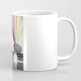 Modern women Coffee Mug