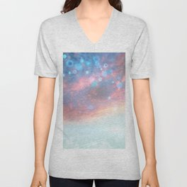 Morning Sky Unisex V-Neck