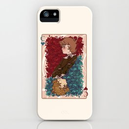 The Chihiro of Hearts iPhone Case