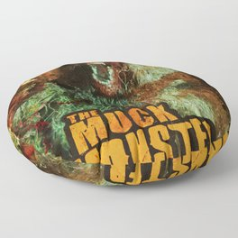 THE MUCK MONSTER Floor Pillow