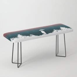Meteoric rainfall Bench