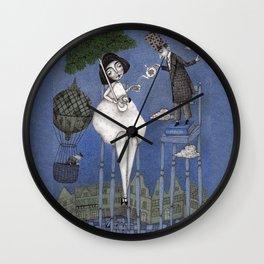 Alice So Tall Wall Clock