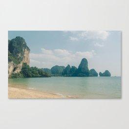 Thailand Beach Canvas Print
