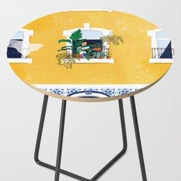 Lisbon girl Side Table
