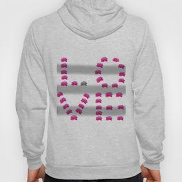 LOVE with Stripes Hoody