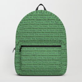 List of some of the best movies ever made (PART 2) Backpack