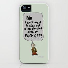 Leave me alone - 8a iPhone Case