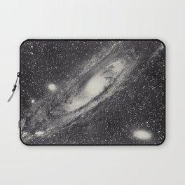 Vintage Astronomy-Nebula M31 Andromeda Laptop Sleeve