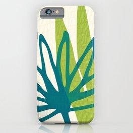 Whimsical Greenery iPhone Case