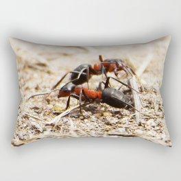 Ants 1 Rectangular Pillow