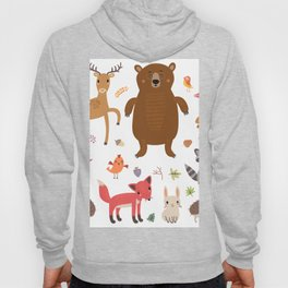 Forest Critters Hoody