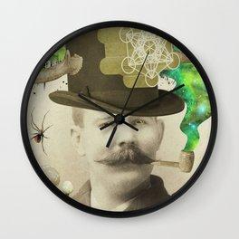 Odd Boxer Wall Clock
