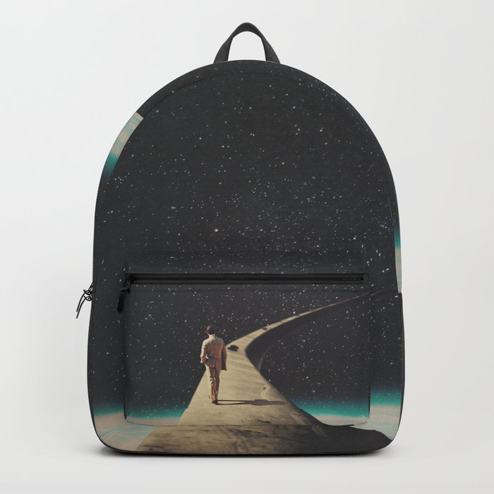 We Chose This Road My Dear Backpack
