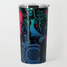 The Ghost of Dead Motor City Travel Mug