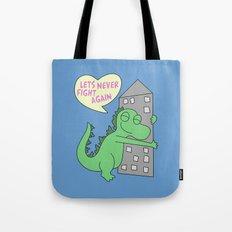 goodzilla Tote Bag