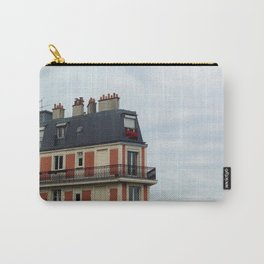 French Skyline Carry-All Pouch