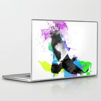 eagle Laptop & iPad Skins featuring Eagle by Baris erdem