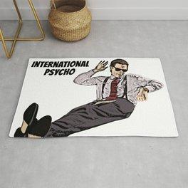 International Psycho Rug