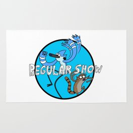 regular show Rug