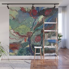 Brittany's water hole... Wall Mural