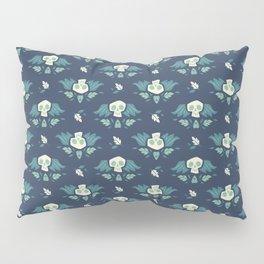 Graveyard Skulls Pillow Sham