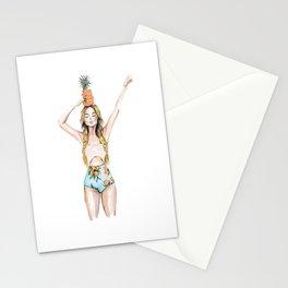 Anana | Fashion Illustration Stationery Cards