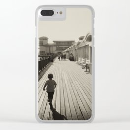 The Grand Pier Clear iPhone Case
