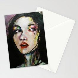 Lalo (Girl Portrait) Stationery Cards