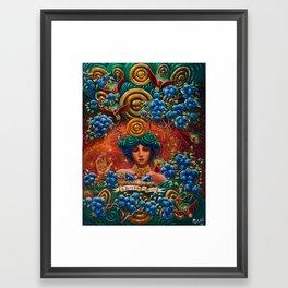 One in the Hand Framed Art Print