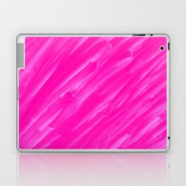 Hot Pink Happiness Laptop & iPad Skin