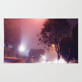 Nighttime Drive-By Rug