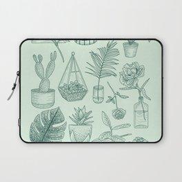 PLANTS LOVER Laptop Sleeve