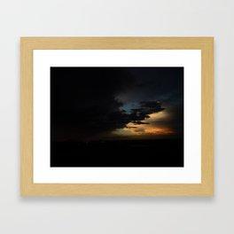 4440 The Gateway Framed Art Print