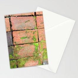 Bricks Walkway Stationery Cards