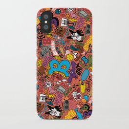 """B"" Pattern iPhone Case"