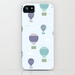 Hot Air iPhone Case