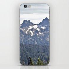 Smoky Skyline iPhone & iPod Skin