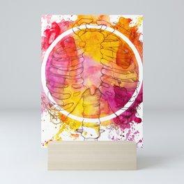 Center of the self Mini Art Print