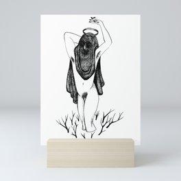 Sumpfjunge Mini Art Print
