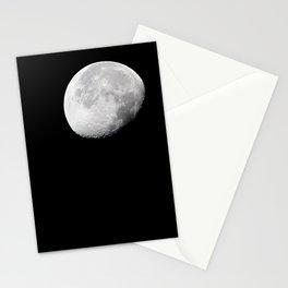 Waning Gibbous Stationery Cards