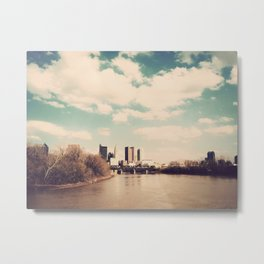 Columbus Ohio 2 Metal Print