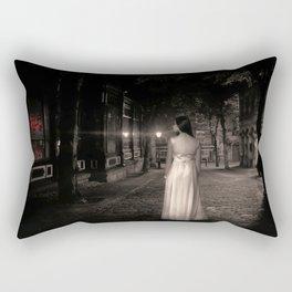 Cry for Help Rectangular Pillow