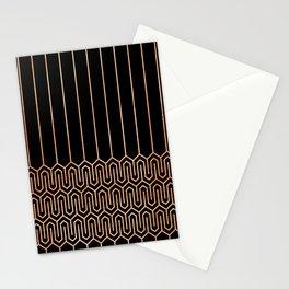 Art Deco No. 1 Quinn Stationery Cards