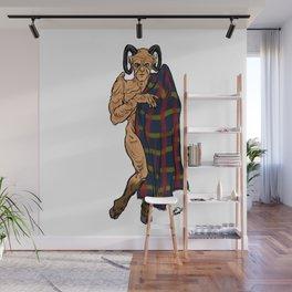 Fyarl Demon Giles Pin up Wall Mural