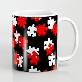 DT PUZZLE SCATTER 7 Coffee Mug
