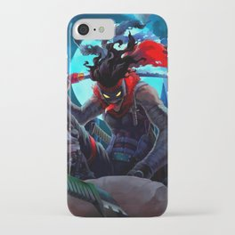 STAIN - MY HERO ACADEMIA iPhone Case