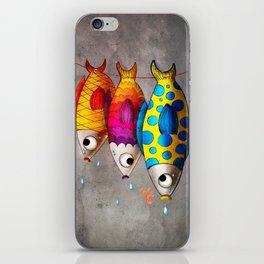 Fish Sale iPhone Skin