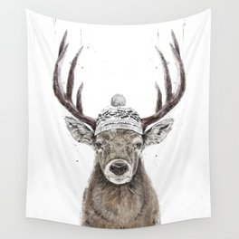 Let's go outside Wall Tapestry