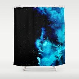 Liquid Infinity Shower Curtain