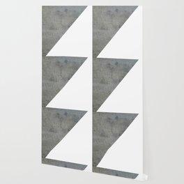 Concrete Vs White Wallpaper